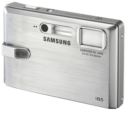 Samsung i85 PMP Camera