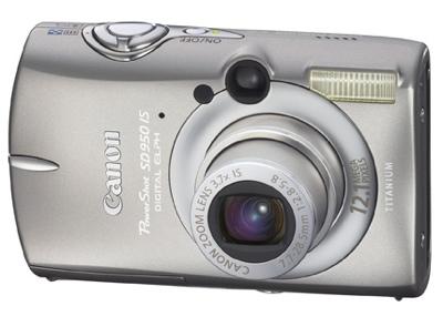 Canon PowerShot SD950 IS Digital ELPH Camera