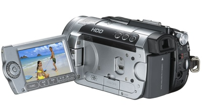 Canon iVIS HG10 AVCHD Camcorder