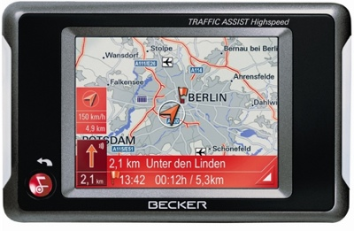 Harman/Becker Traffic Assist Highspeed 7934