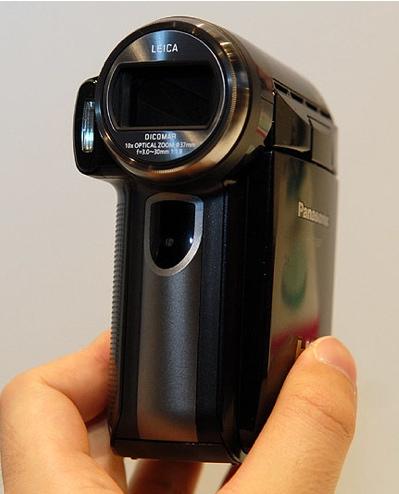 Panasonic HDC-SD7 AVCHD Camcorder