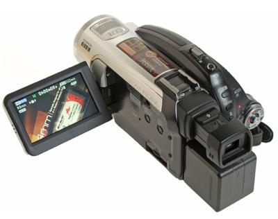 Panasonic HDC-SX5 Hybrid Camcorder