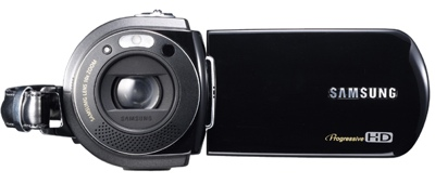 Samsung VP-HMX10A HD Flash Camcorder