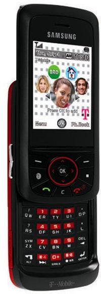 T-Mobile Samsung Blast Smartphone