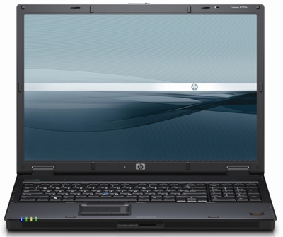 HP Compaq 8710p Notebook PC