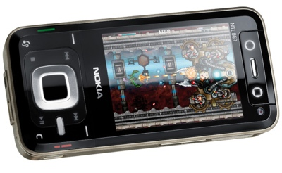 Nokia N81 8GB Music Phone