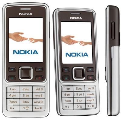Nokia 6301 UMA Mobile Phone