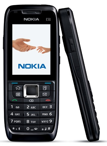 Nokia E51 Business Phone