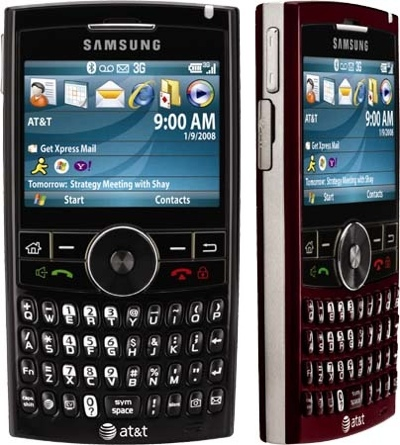 AT&T BlackJack II / Samsung i617