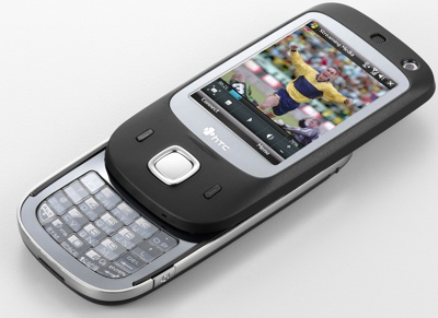The HTC Touch DUAL