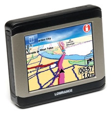 Lowrance XOG GPS Navigator