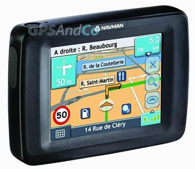 Navman F10 GPS