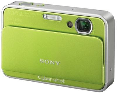 Sony Cyber-shot DSC-T2 Camera