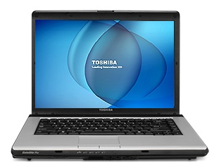 Toshiba Satellite Pro A200, A210 Business Notebooks