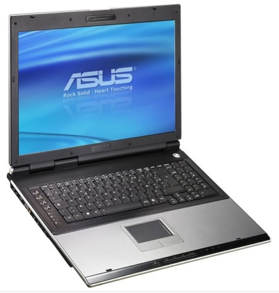 Asus G2K, A7K, F7K Gaming Laptops