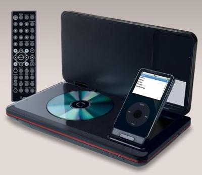 iLuv Portable Video MP3 & DVD Player