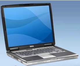 Dell Latitude D530 Notebook