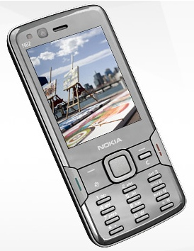 Nokia N82 Mobile Phone