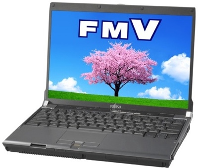 Fujitsu LOOX R Ultra Portable Laptop