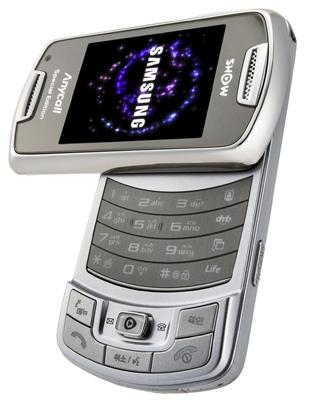 Samsung SPH-W2400 HSDPA Phone