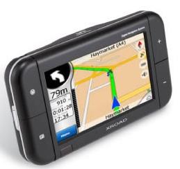 XRoad V4150 GPS Navigator