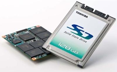 Toshiba 128GB SATA SSD