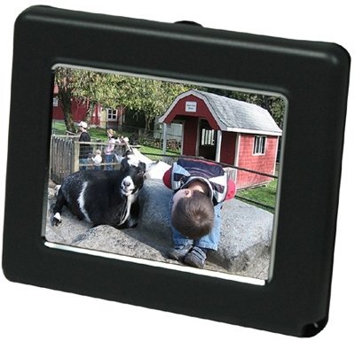 Digital Foci OLED Pocket Photo Frames