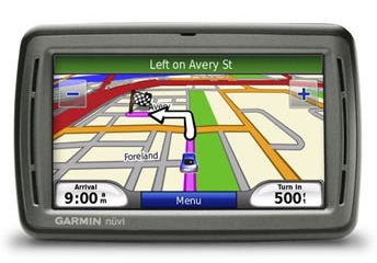 Garmin nuvi 880 GPS Navigator