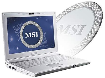 MSI Crystal Collection