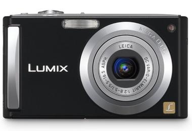 Panasonic Lumix DMC-FS3 Digital Camera