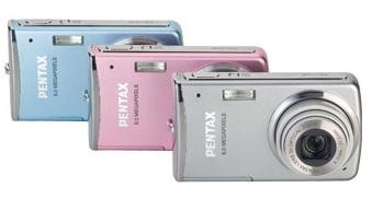 Pentax Optio M50 Digital Camera
