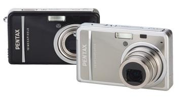 Pentax Optio S12 Digital Camera