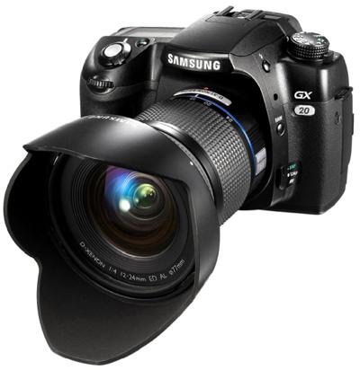 Samsung GX-20 Digital SLR