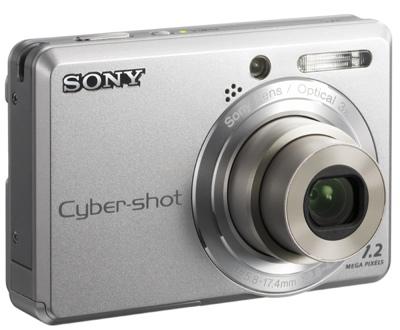 Sony Cyber-Shot S730 Camera