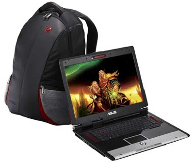 Asus G2K AMD-powered Gaming Laptop
