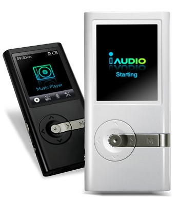 Cowon iAudio U5 Music Player
