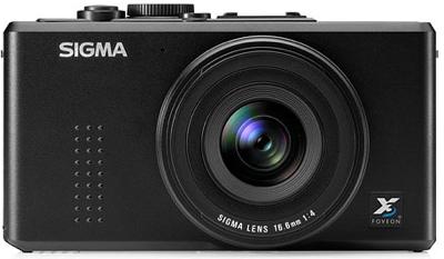 Sigma DP1 Compact DSLR
