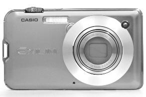 Casio Exilim EX-S10 Card Size Camera
