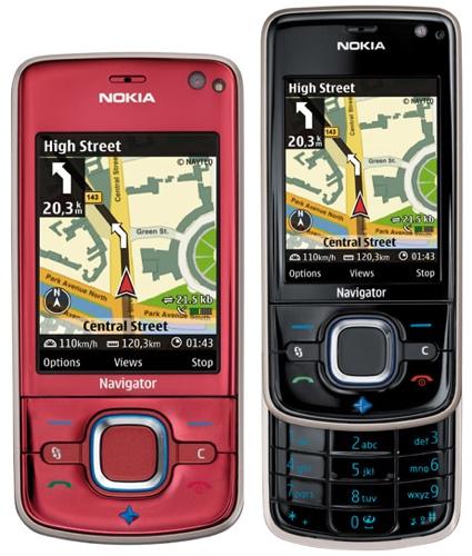 Nokia 6210 Navigator Cellphone
