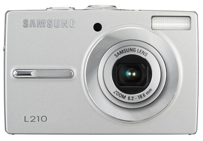 Samsung L210 Digital Camera