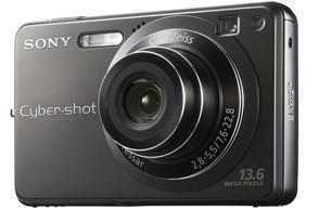 Sony Cyber-Shot DSC-W300 Compact Camera