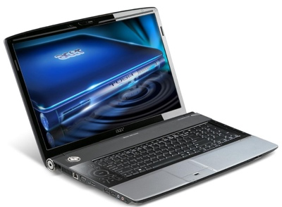 Acer Aspire 8920G Series Laptop