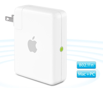 Apple 802.11n Airport Express
