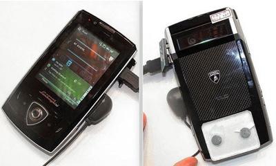 Asus Lamborghini ZX1 WM6 Smartphone