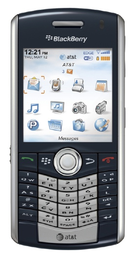 BlackBerry Pearl 8120 now on AT&T