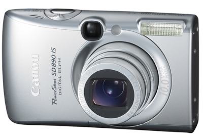 Canon PowerShot SD890 IS Digital ELPH Camera