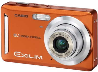 Casio EXILIM Zoom EX-Z9 Stylish Camera