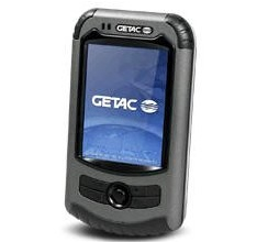 Getac PS535E Rugged PDA with GPS