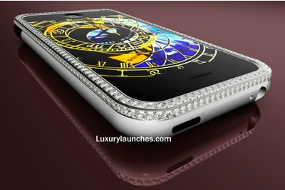 Luxurious iPhone Princess Plus