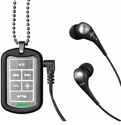 Jabra BT3030 dog tag Bluetooth headset